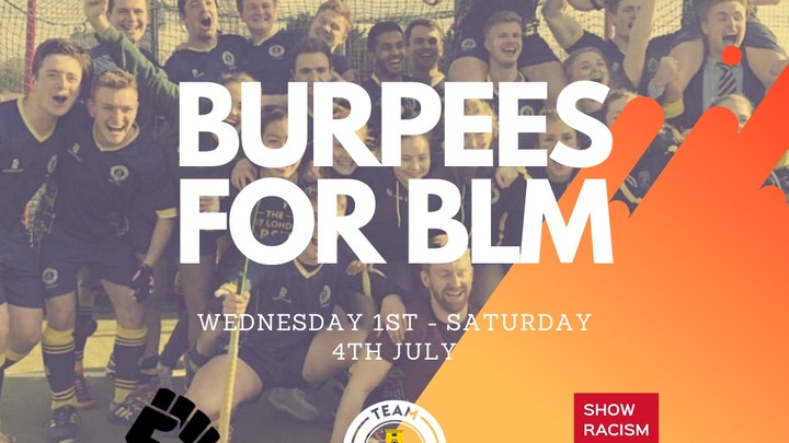 Burpees For BLM