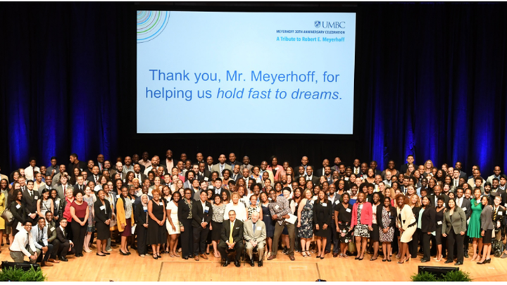 Meyerhoff Parents Association