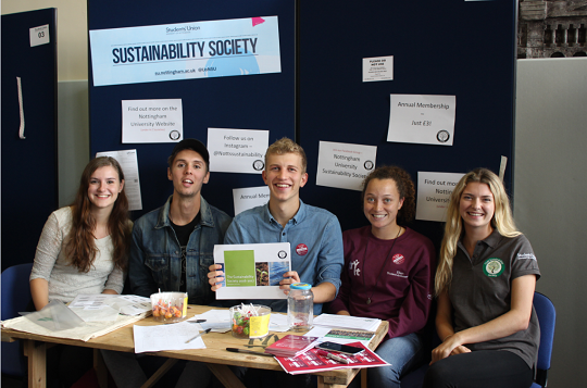 The Sustainability Lesson