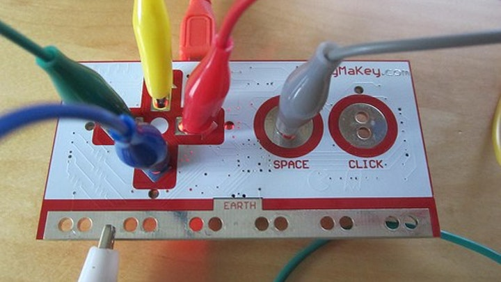 'Makey Makey' way for the future!