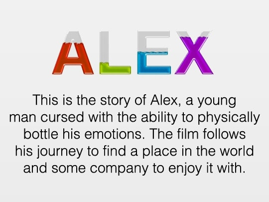 'Alex' - Short Drama Film