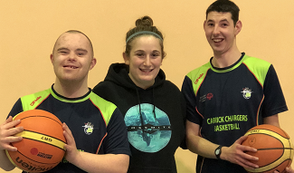Carrick Chargers to Ireland Games