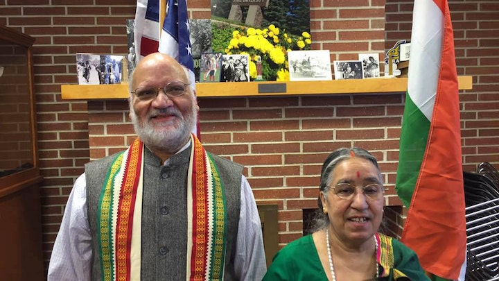 Dr. and Mrs. Dwivedi Scholarship for International Students