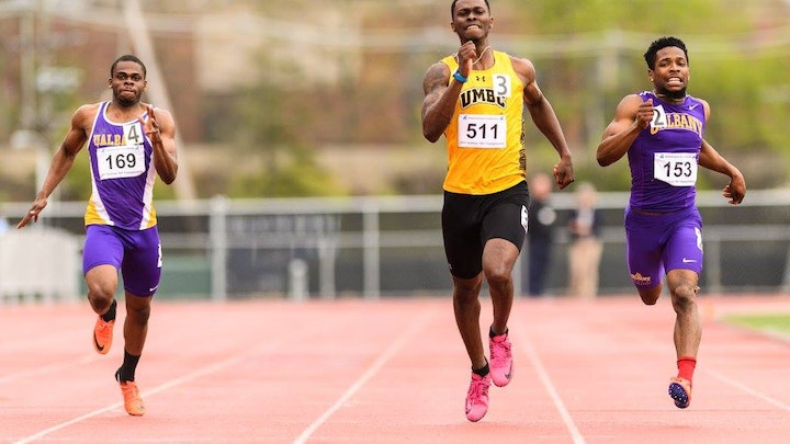 UMBC Men's and Women's Cross Country/Track and Field