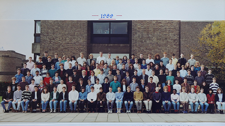 The 1989 Contribution to the 1988-92 Bursary Appeal