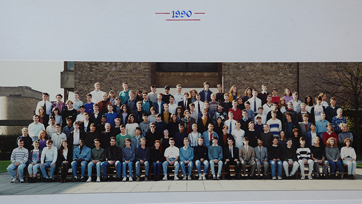 The 1990 Contribution to the 1988-92 Bursary Appeal