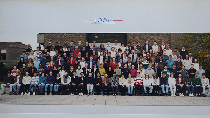 The 1991 Contribution to the 1988-92 Bursary Appeal