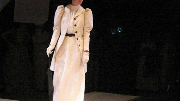 Costume Interpretation degree show 2015
