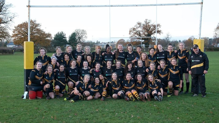 Support York Women's Rugby Second's Team