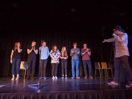 The Exeter Revue: Sketchy At Best @ Edinburgh Fringe 2014
