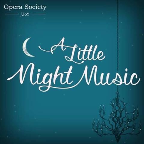 OperaSoc Presents: 'A Little Night Music'