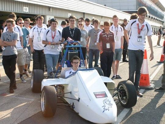 SUFST Silverstone 2015