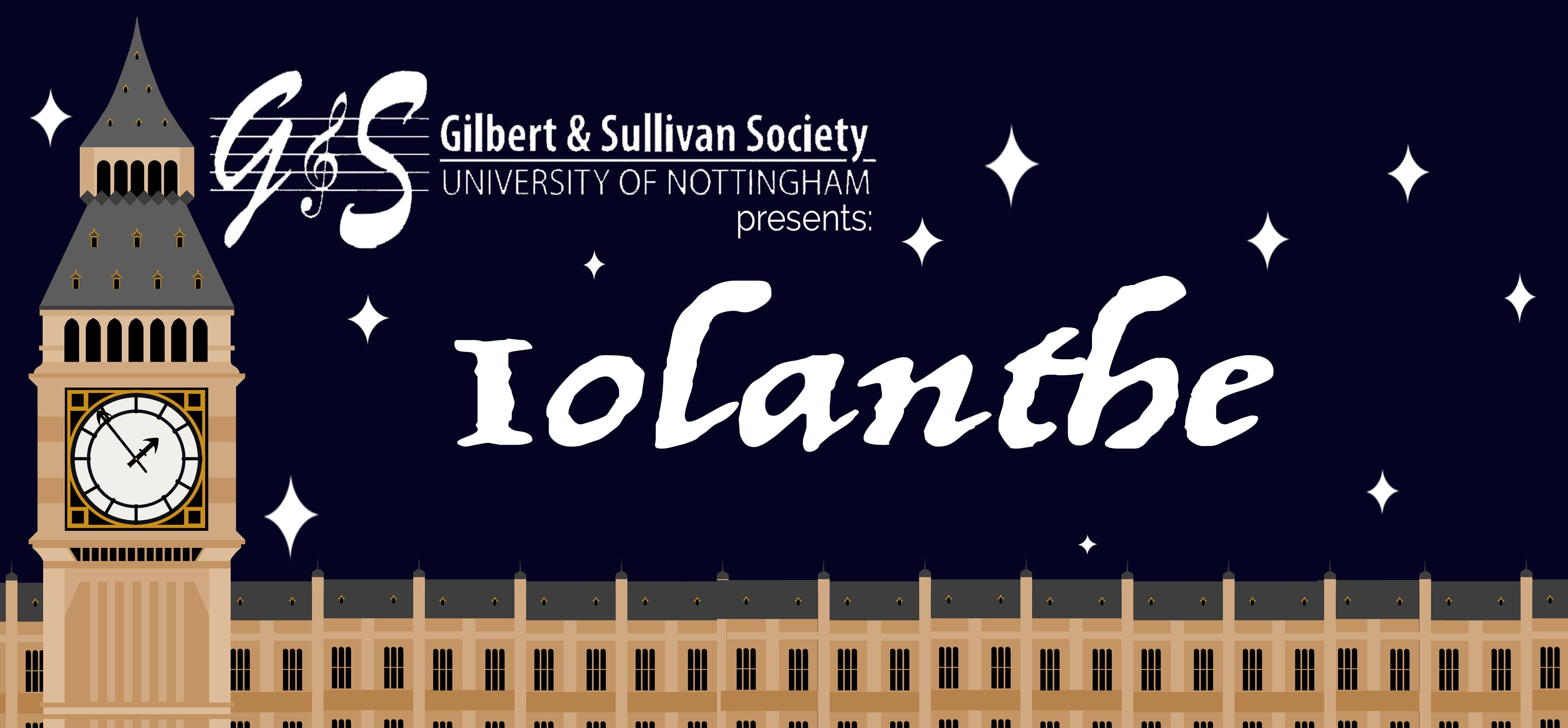 G&S Society Presents: Iolanthe