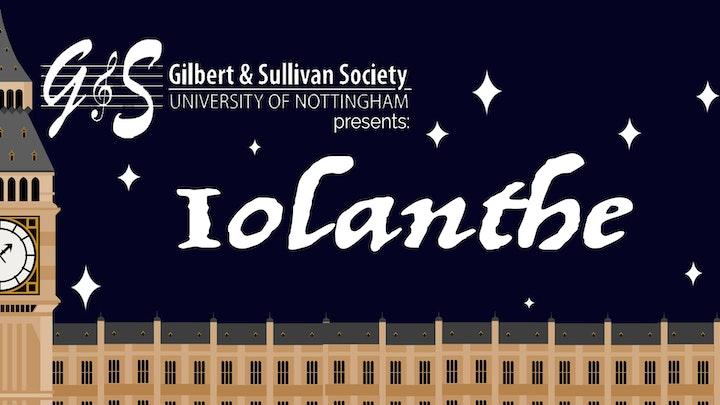 G&S Society Presents: Iolanthe