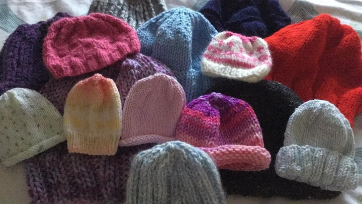 RUDDIYS' KNITATHON