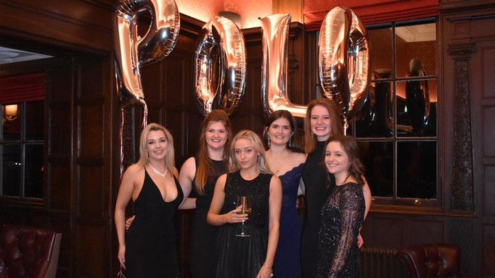 Coach hire for the University Polo Charity Ball