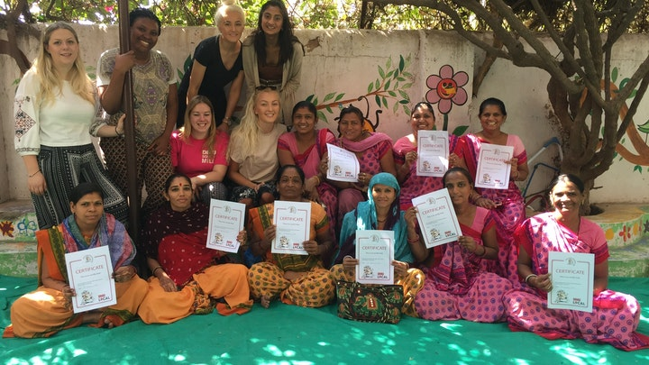 Volunteering in Ahmedabad - Square Mile India
