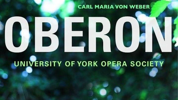 """OperaSoc presents """"Oberon"""""""
