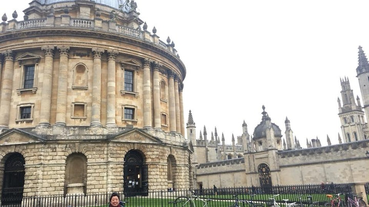 PhD in Anthropology at Oxford about Islam & Muslims in Japan