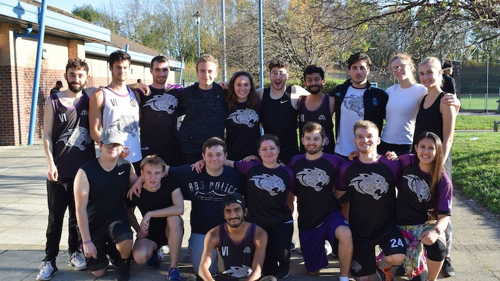 Brighton Panthers Ultimate Frisbee