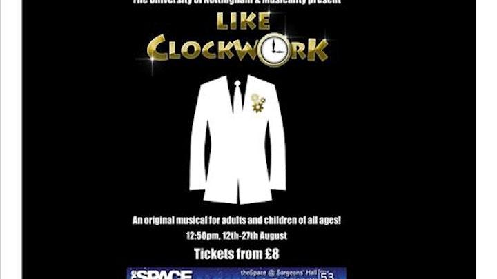 Like Clockwork - An Original Musical