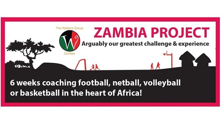 Volunteer Zambia 2020