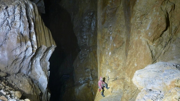 Caving Expedition to Montenegro