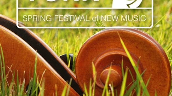 York Spring Festival of New Music 2015