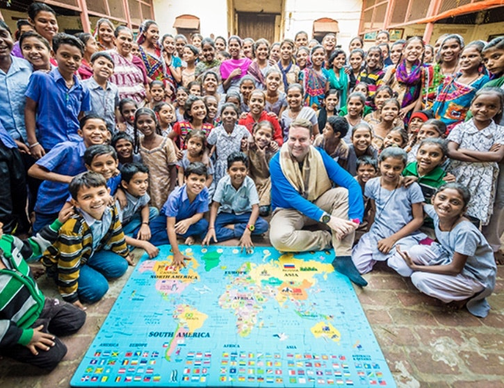Exciting trip to Ahmedabad, India with DMU Square Mile