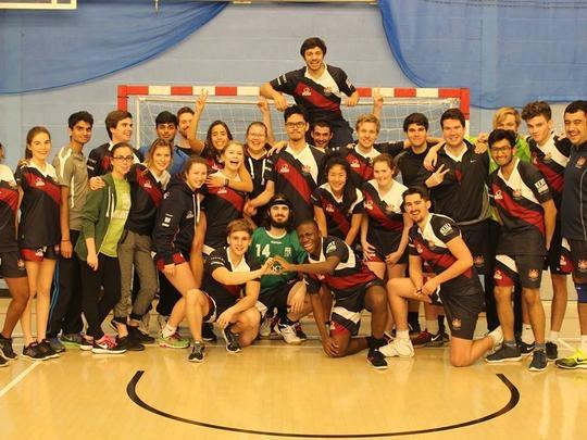 Sports Equipment for UKC Handball Club