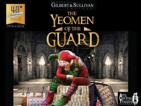 Support Aberdeen G&S Society's Yeomen Of The Guard