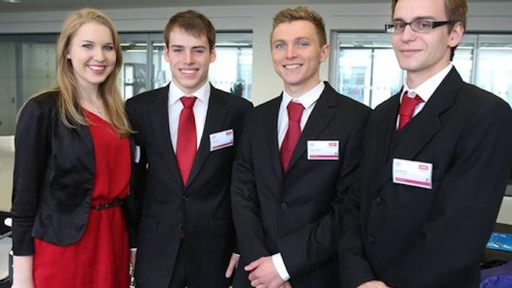 University of Glasgow Consulting Competition Sponsorship