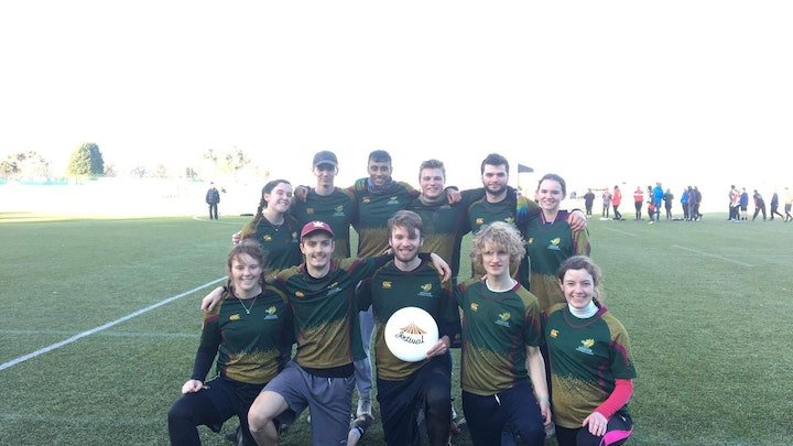 University Mixed Nationals