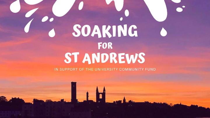 Soaking for St Andrews