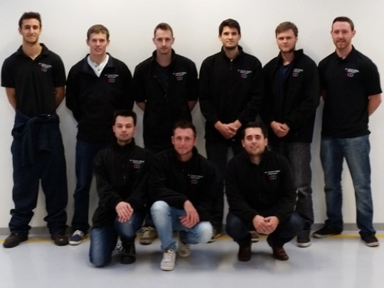 Team Brooklands Shell Eco-Marathon Project
