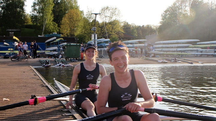 Send rowers to the European Universities Championships