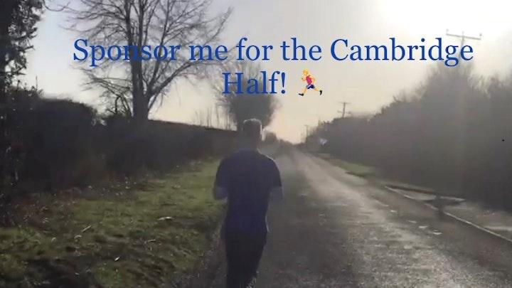 WH Cambridge Half for Homeside