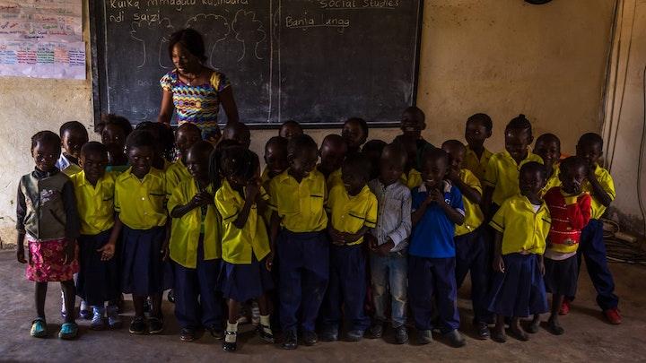 Volunteer Zambia: Teach