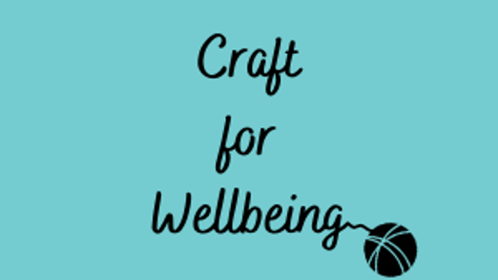 Crafting for Wellbeing