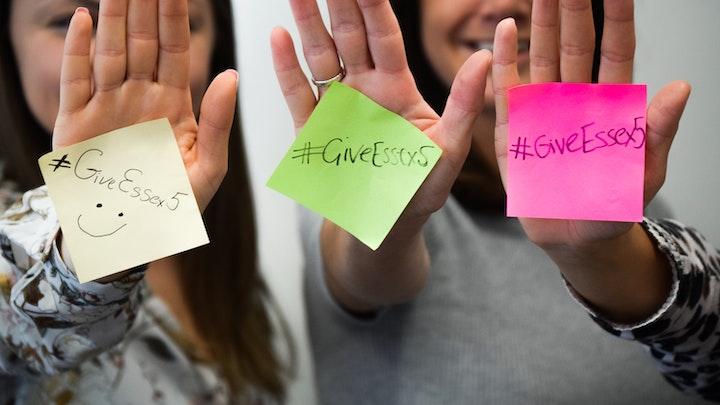 #GiveEssex5