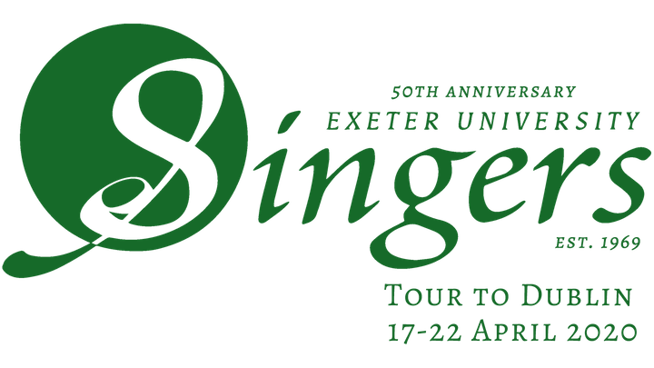 Exeter University Singers Tour to Dublin