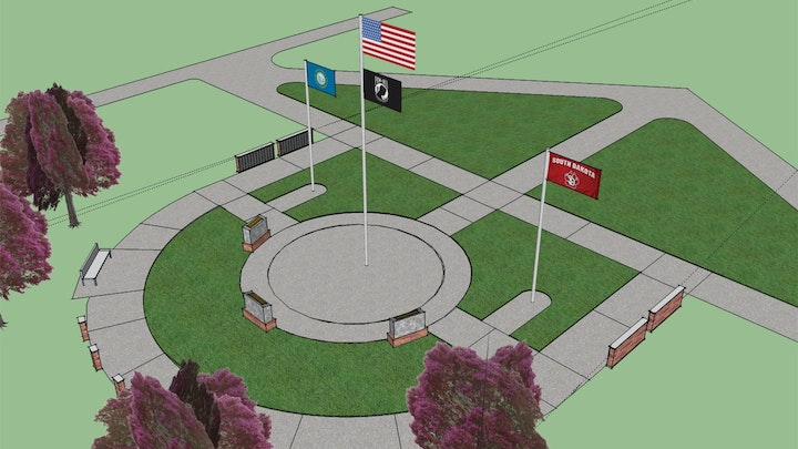 The Patriots Plaza Project