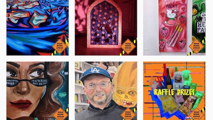 2020 Visions Art Degree Show