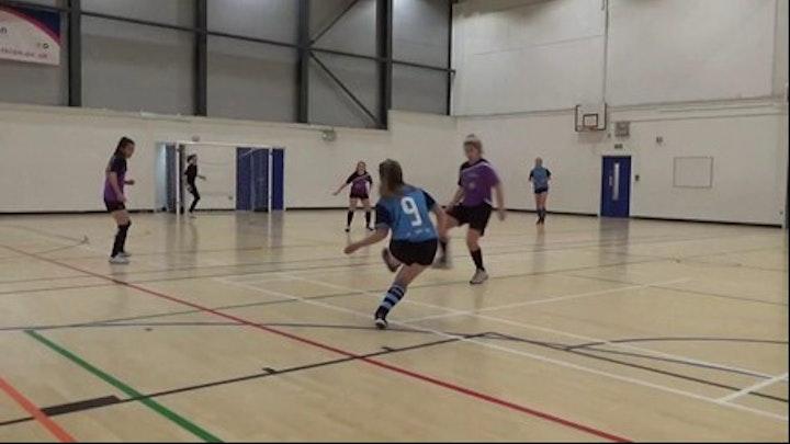 Women's Futsal Kit