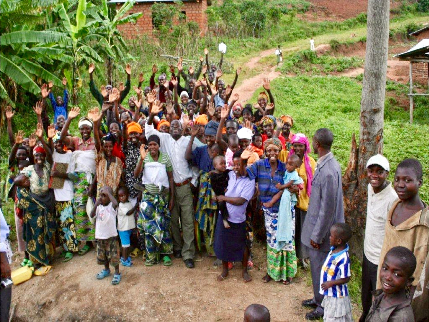 Supporting women's independence in Rwanda