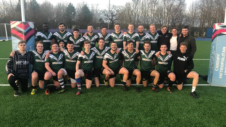 Swansea University Rugby League: Club Fundraiser