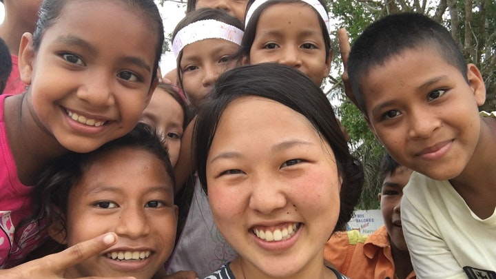 Caleigh Tsuchiya: Student Missions at Southern