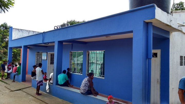 Clinic in Brisas - Shortfall Appeal