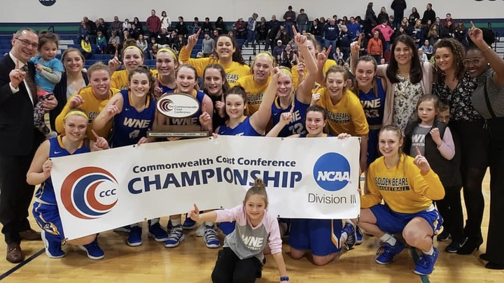 WNE Women's Basketball Travel Abroad