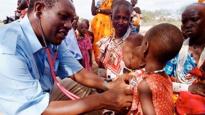 Help train more doctors in Africa